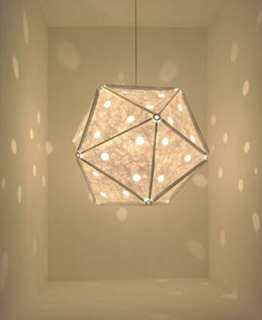 Holes Lamp
