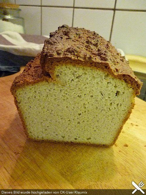 LOGI-Brot oder Low Carb Brot (Rezept mit Bild) von arowana35 | Chefkoch.de