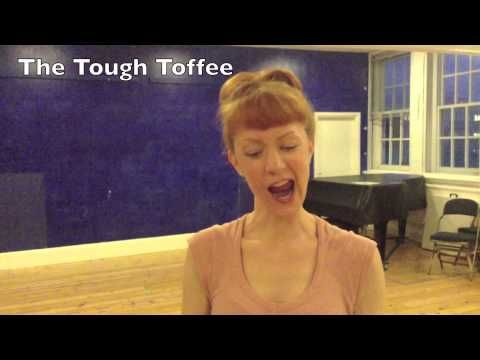 Drama Game for kids. Mr Chop's Sweet Shop. Facial and vocal warm up. - YouTube