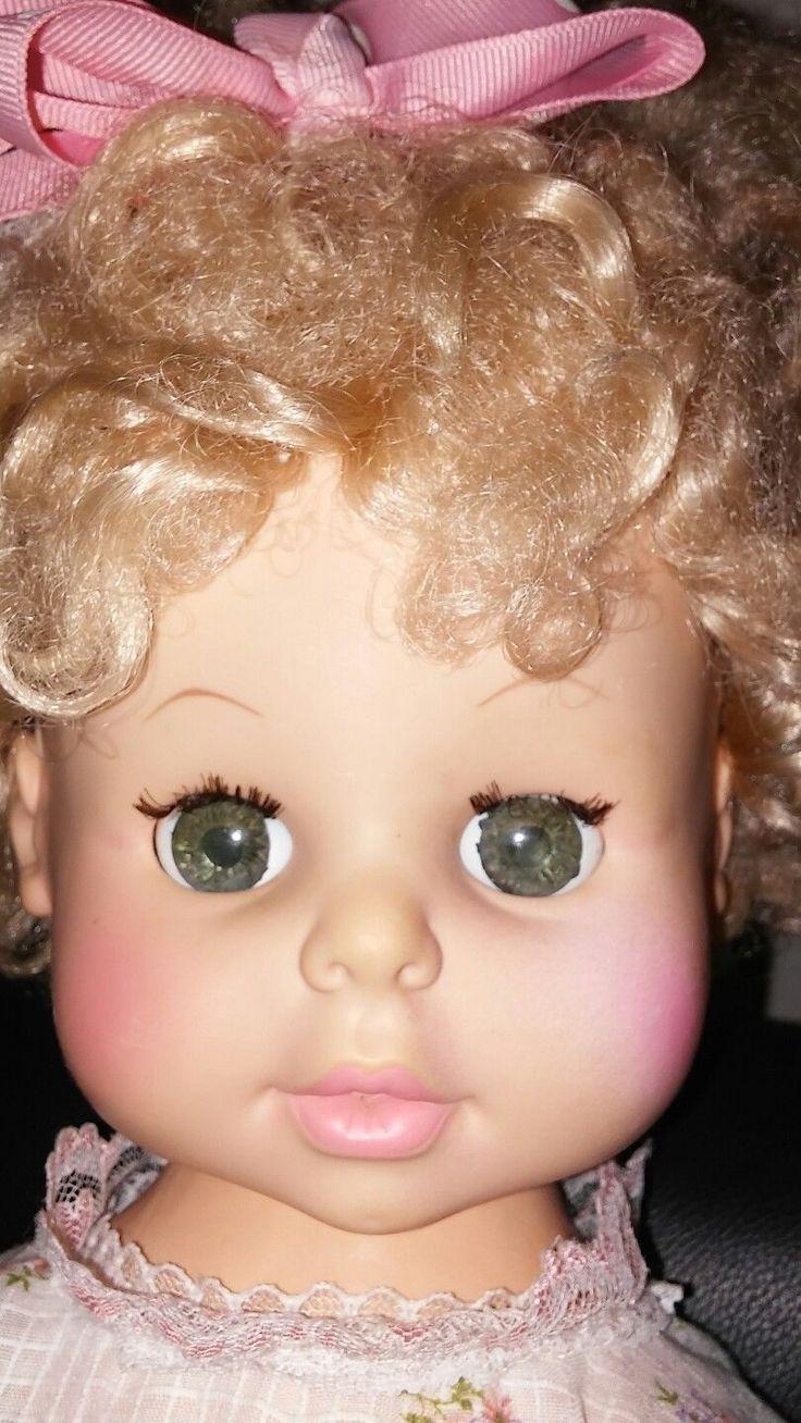 20 inch softina eegee big baby doll   eBay