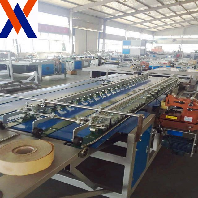 Rice bag sewing machine air dunnage bag sewing and paper bag making machine price list