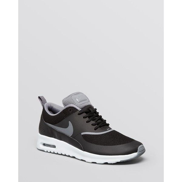 Nike Lace Up Sneakers - Women's Air Max Thea