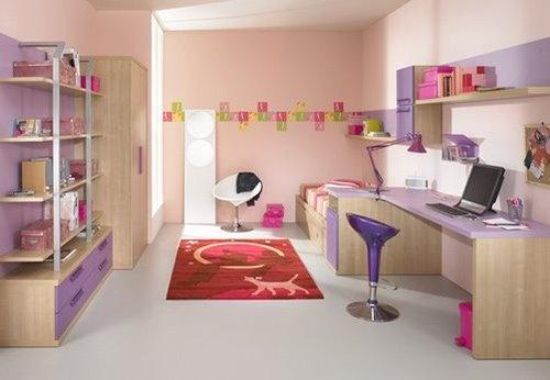 Child's bedroom: Girls Bedrooms Decor, Kids Rooms Decor, Kids Rooms Design, Interiors Design, Big Girls Rooms, Study Rooms, Rooms Ideas, Teen Girls Bedrooms, Bedrooms Decor Ideas