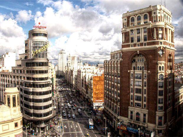 Το ΟΝΕΜΑΝ σας ξεναγεί στην ισπανική πρωτεύουσα, δίνοντας χρήσιμες ταξιδιωτικές πληροφορίες σε όσους τυχερούς βρεθούν εκεί τον Σεπτέμβριο για το Παγκόσμιο Κύπελλο του μπάσκετ με τους mundialistas.gr!