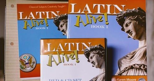 Latin Alive! from Classical Academic Press - using this in AO year 7