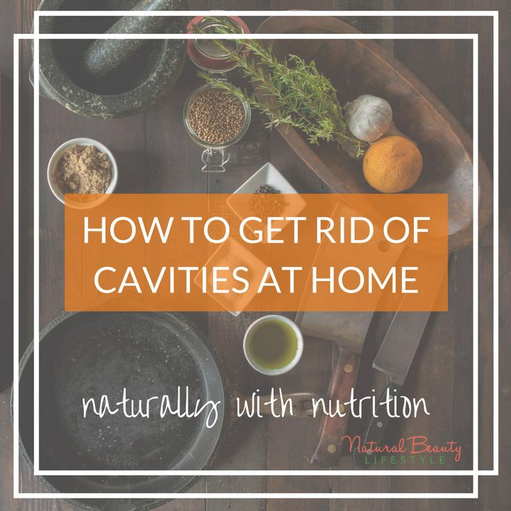 how to avoid cavities home remedy