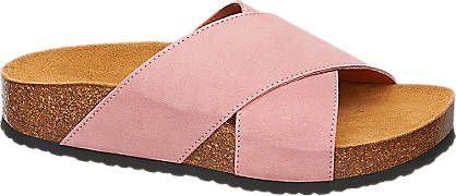 Pantolette von Graceland in pink - deichmann.com