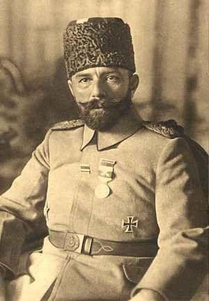 Djemal Pasha, aka Butcher of Syria