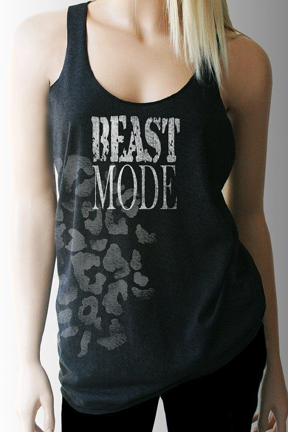 Hey, I found this really awesome Etsy listing at https://www.etsy.com/listing/218935118/beast-mode-workout-tank-workout-shirt