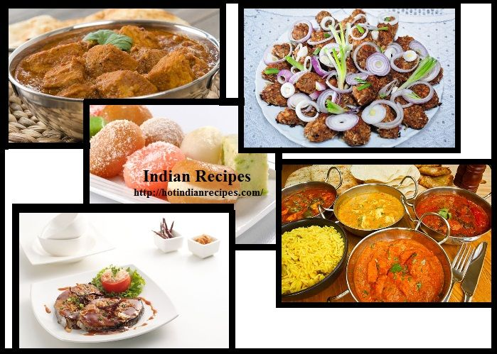 Easy to follow indian recipes