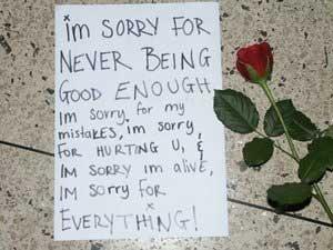 im so sorry 4 my mistakes im still say sorry