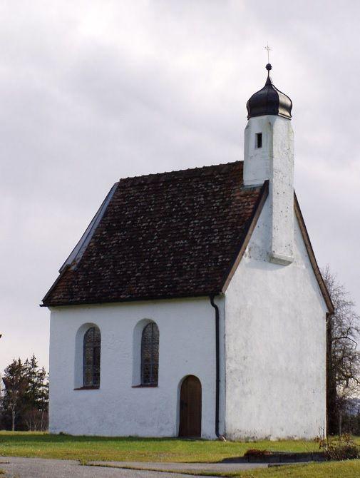 Seeg-Buchach, Kapelle St. Antonius der Eremit