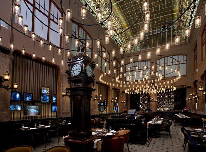 TOP 10 des plus beaux intérieurs de restaurant en 2016 - Page 5