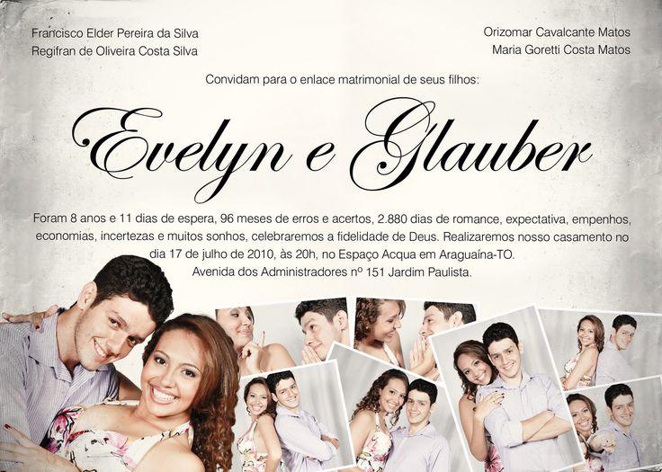 Convite Para Casamento Online images