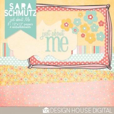 Just About Me  By Sara Schmutz