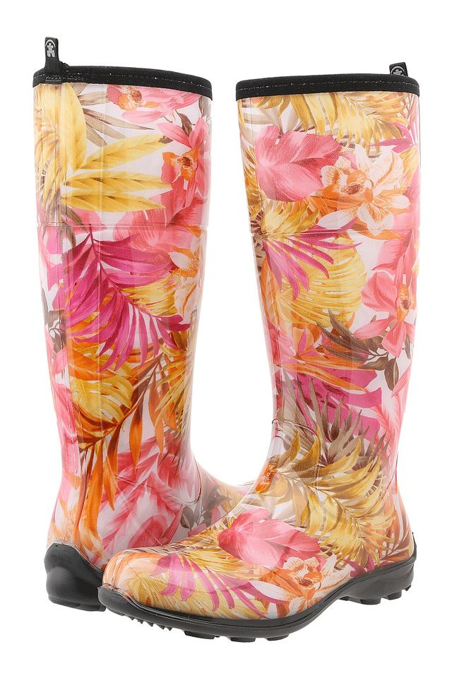You'll Be Longing for Grey Skies When You See These Women's Rain Boots: Kamik: Cute Rain Boots for Less