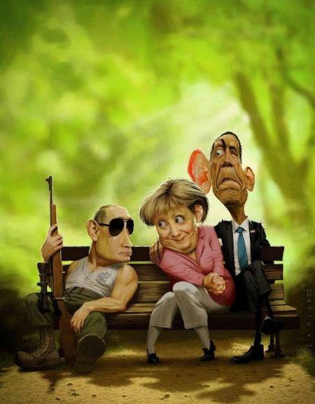 Санкции уже не хохма » Политикус - Politikus.ru