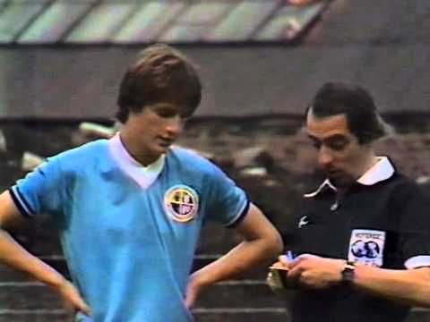 Rangers v Forfar Athletic 30 Aug 1980