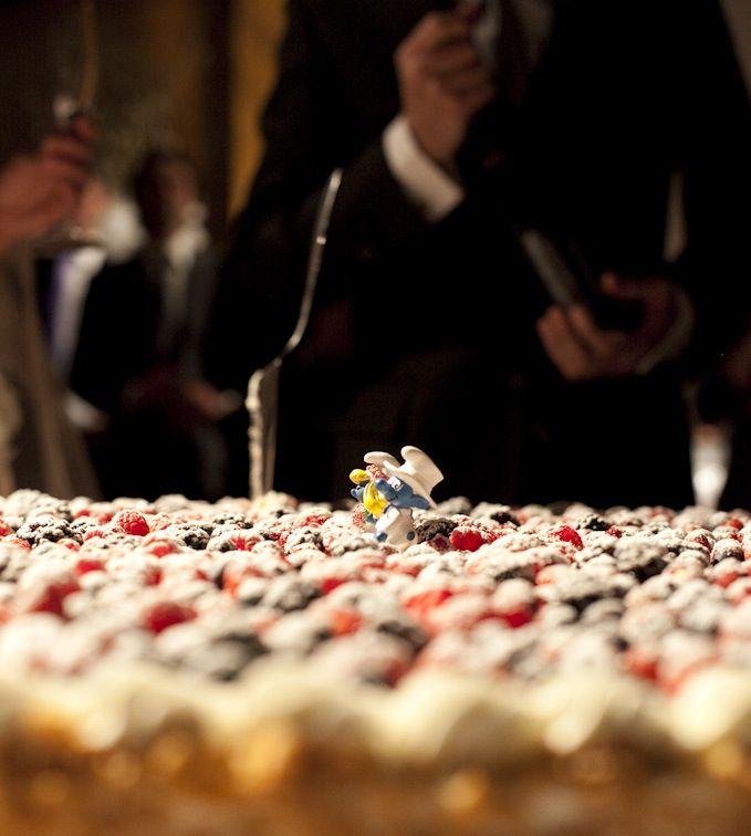 www.italianfelicity.com #weddingcake #tortanunziale #redfruits