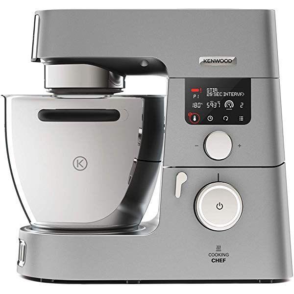 Amazon De Kenwood Kuchenmaschine Mit Kochfunktion Zubehor Cooking Chef Gourmet Kcc9061s In 2020 Kuchenmaschine Mit Kochfunktion Gourmet