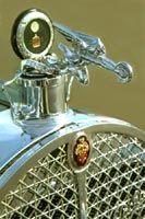 Packard Hood ornament - mascot