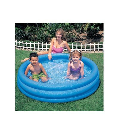 Piscina Inflável Azul Cristal 288l-R$29.90