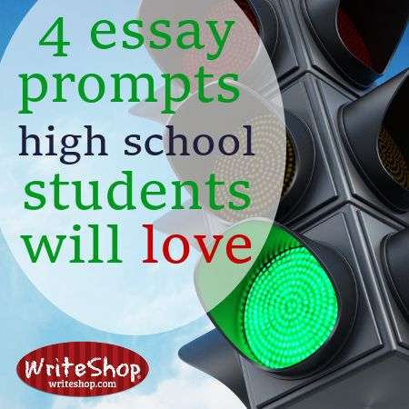 writing topics for high school