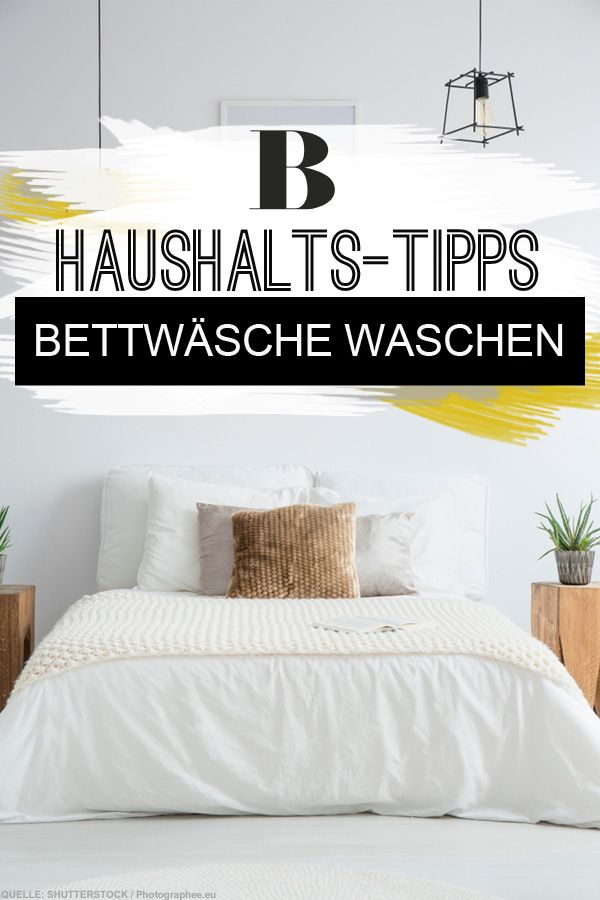 Bettwasche Waschen Tipps Und Tricks Bettwasche Welches