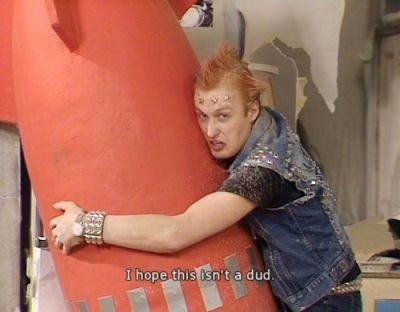Vyvyan - The Young Ones