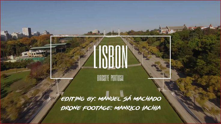Lisbon, Portugal - 4K