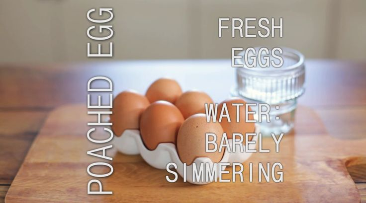 How to make the perfect poached egg - ILoveCooking