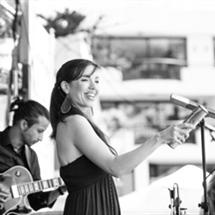 Fresh, funky & sizzling hot, JazzLab features the unique combination of smooth vocals, violin & guitar