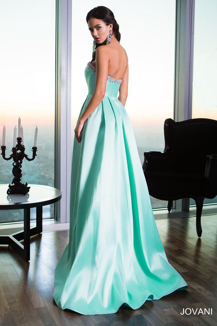 Mejores 33 imágenes de Vestidos Jovani Fashions en Pinterest ...