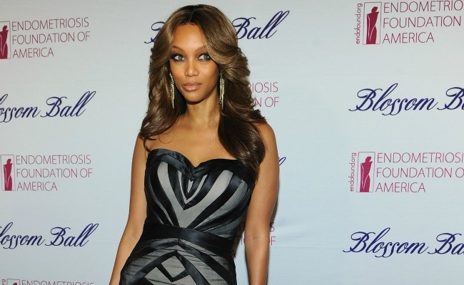 Tyra's camp talks back about Harvard allegations. See more: http://www.styleite.com/media/tyra-banks-responds-harvard-allegations/