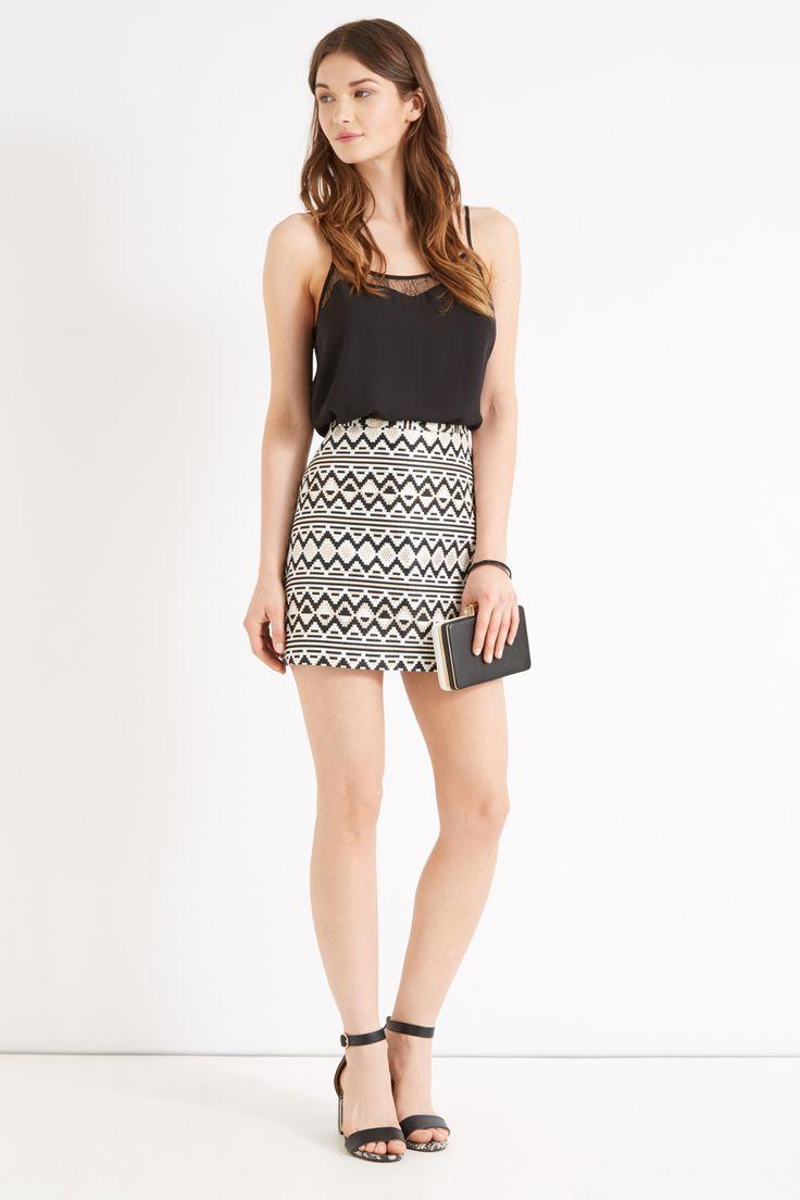 Meet the Tatiana skirt.