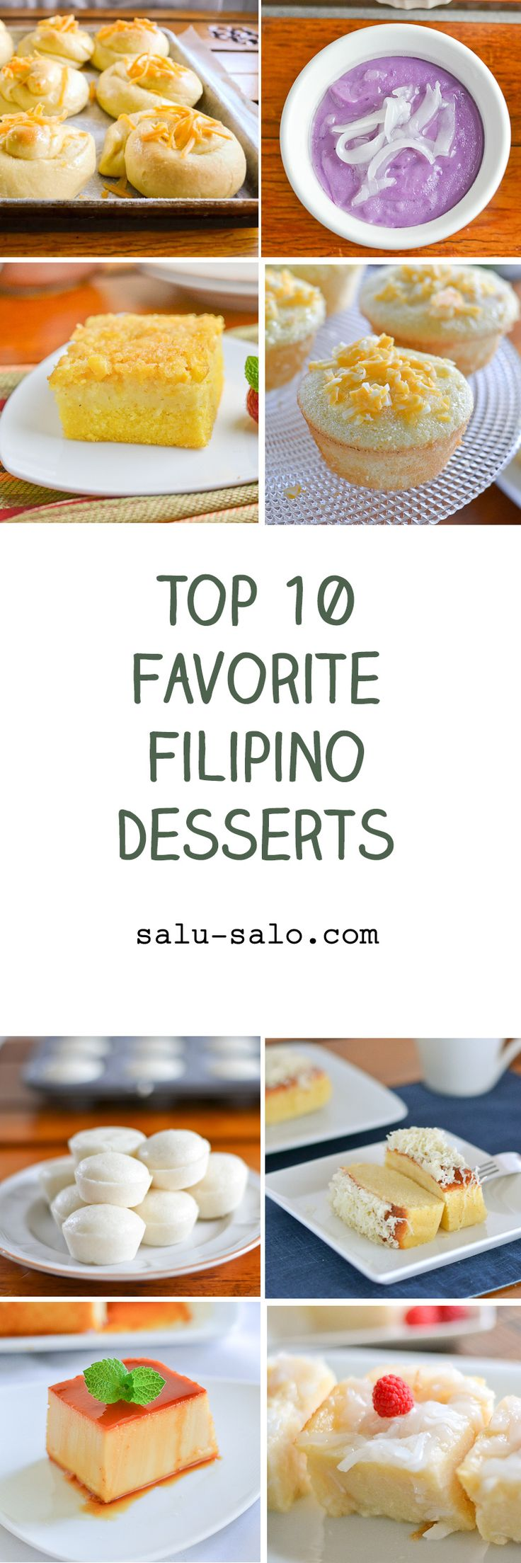 I have shared quite a few recipes over the past few years and some of my favorites have been the Filipino desserts. Devouring thesesweet treats reminds me of being back home in the Philippines. I thought that I would recap and share some of the favorites from the past few years. Puto Puto is a...Read More »