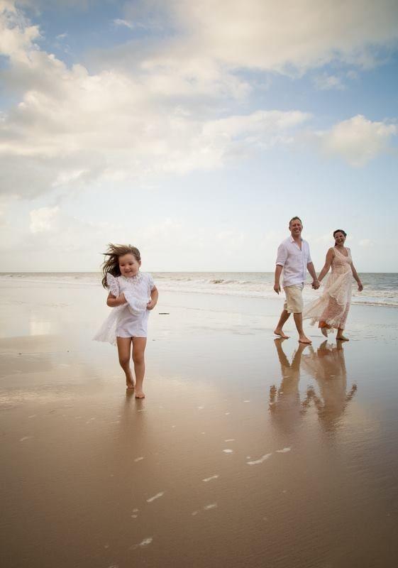 Elopement beach wedding, Cairns QLD