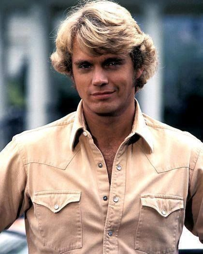 My Ultimate...a shaggy blonde country boy. Amen.