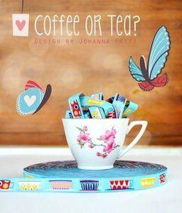 Ribbon Coffee or Tea? http://www.stationeryheaven.nl/ribbons