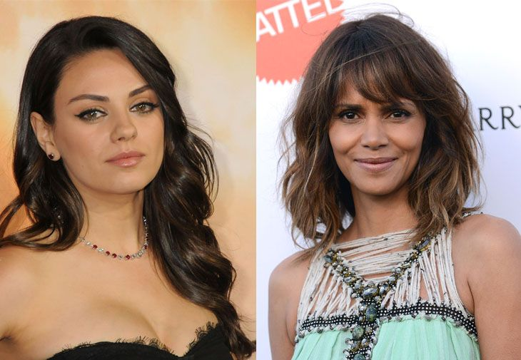 La multi ani Mila Kunis si Halle Berry!