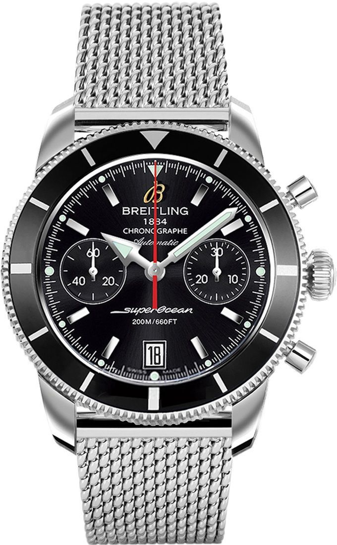 Men watches : Breitling Aeromarine Superocean Heritage Chrono Mens Watch A2337024/BB81