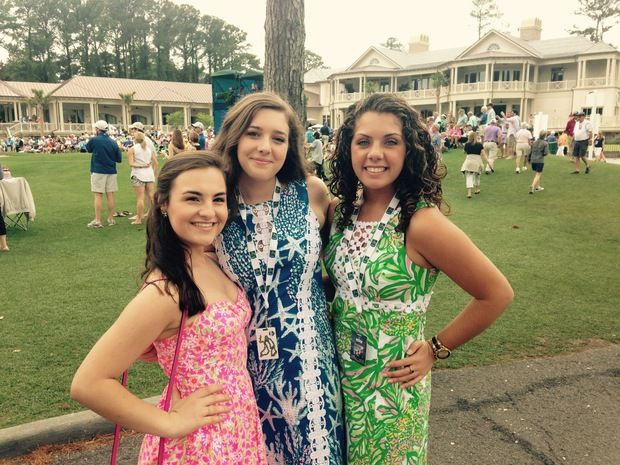 103 best rbc heritage golf tournament hhi images on pinterest golf farrell among hilton head islands fashion set lilly pulitzer is real winner of heritage publicscrutiny Images