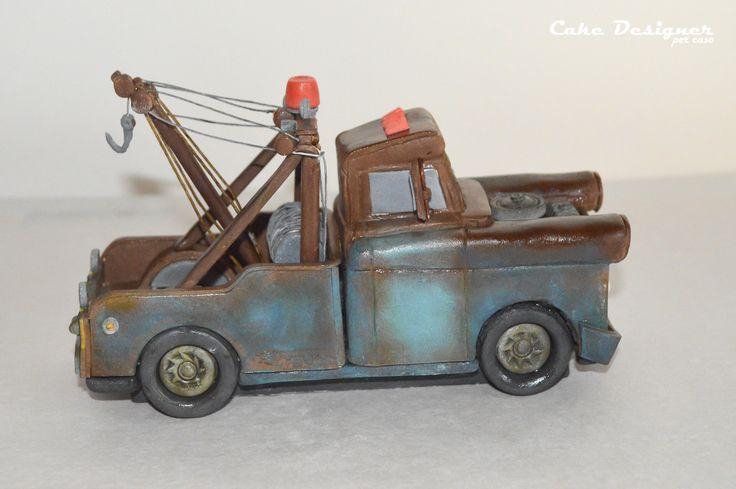 Cake Designer per caso [Cars - Tow Mater]