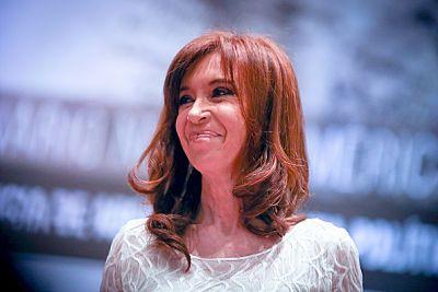 Cristina Fernández confirma postulación al Senado de Argentina ARGENTINA.-Cristina Fernández se postulará como candidata al Senado acompañada de su excanciller Jorge Taiana con el frente electoral Unidad Ciudadana,
