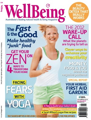 Money, food & you - break negative patterns, sugar-free recipes & the beauty detox that really works!