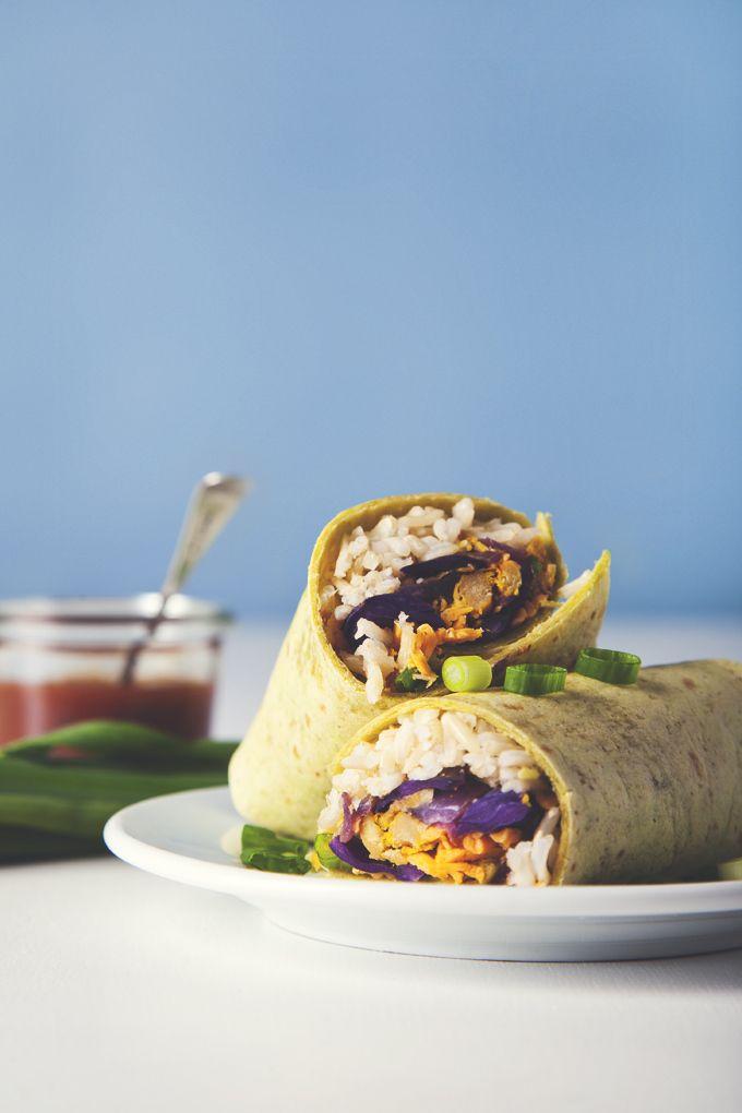 19. Vegan Freezer Burritos #freezermeals #frozenfood http://greatist.com/eat/healthy-freezer-meals
