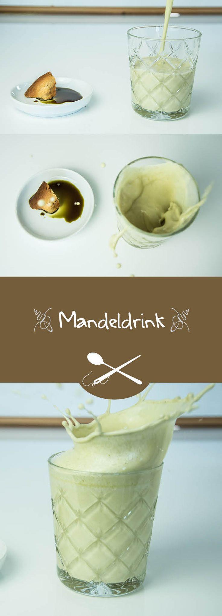 Mandeldrink: Dieser Drink ist speziell geeignet für Menschen mit einer Lactoseunverträglichkeit. Ein ideales Getränk als Zwischenmahlzeit oder als Start in den neuen Tag.