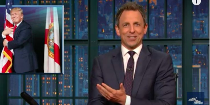 Seth Meyers Perfectly Explains How Donald Trump Has Ruined The GOP