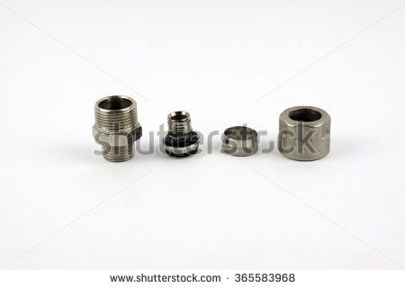 Henco pipe connector