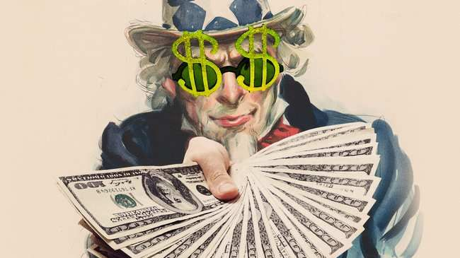The Radical Theory That The Government Has Unlimited Money Government Spending Left Wing Fiat Money